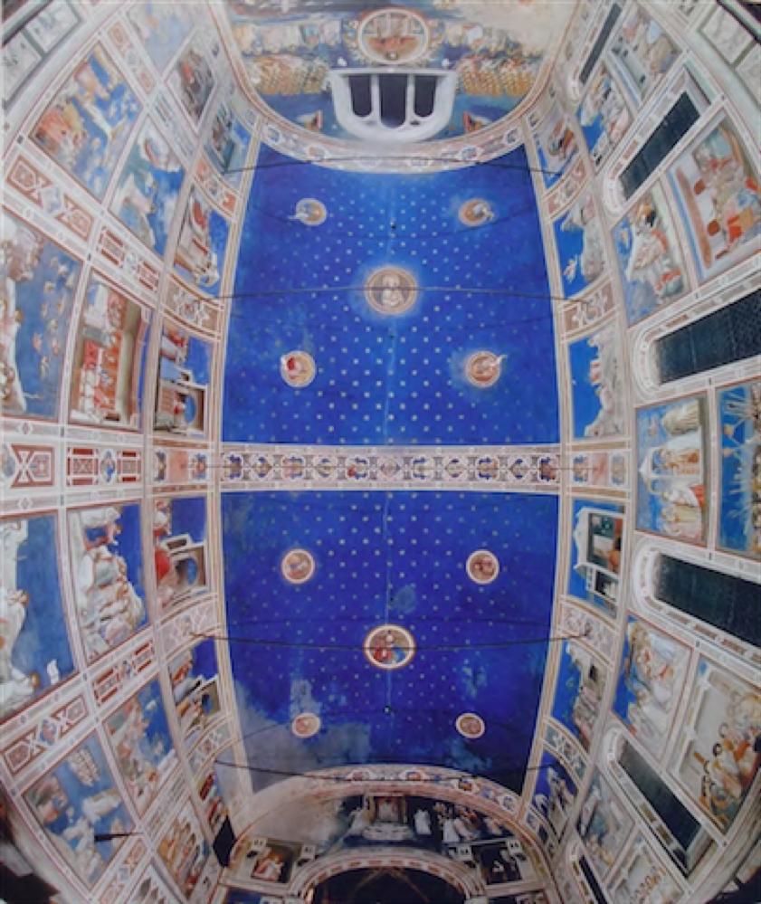 Transformation & Modernity around 1300: Medium, Spirituality, Experience in Giotto's Arena Chapel