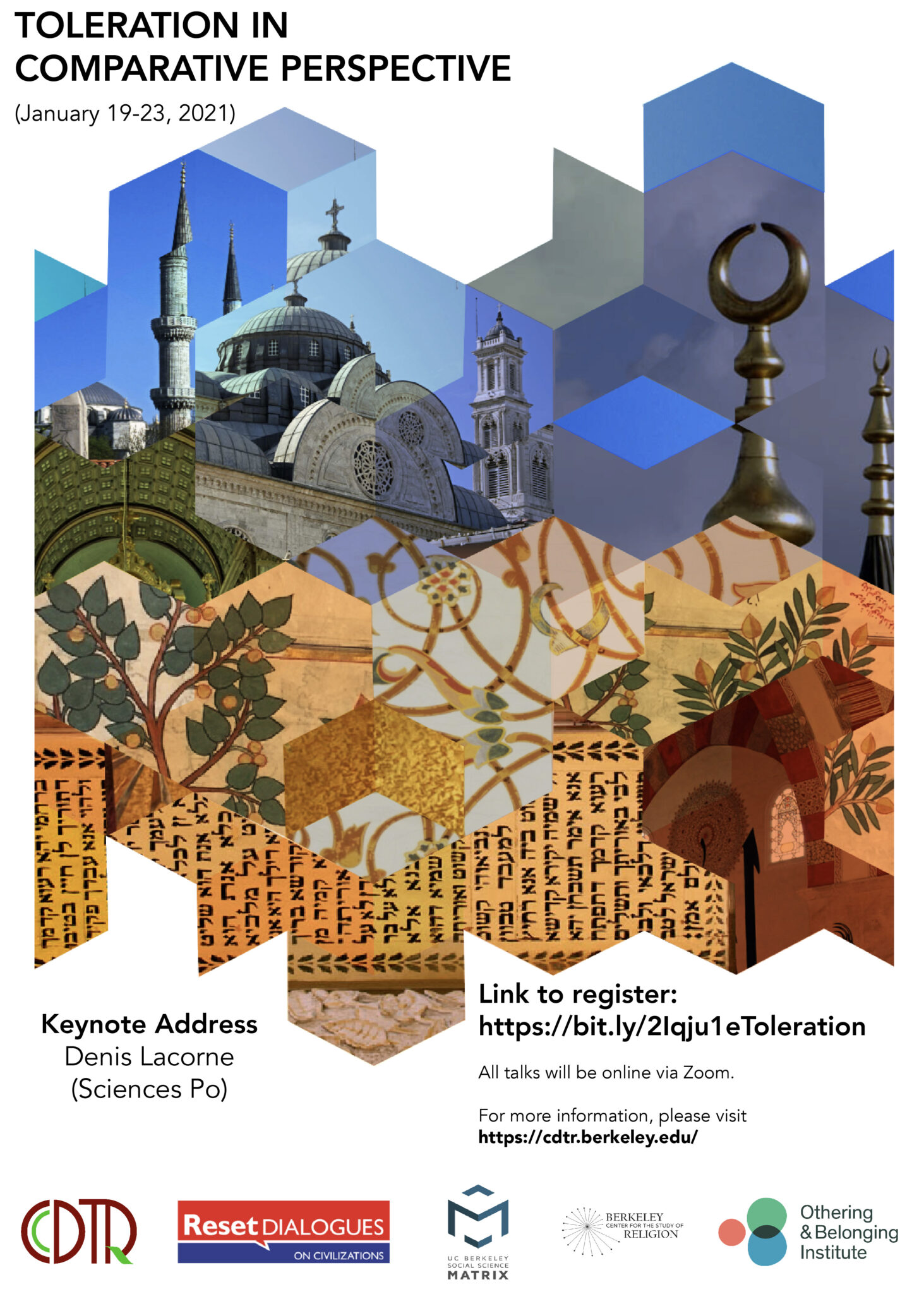 Toleration in Comparative Perspective Conference